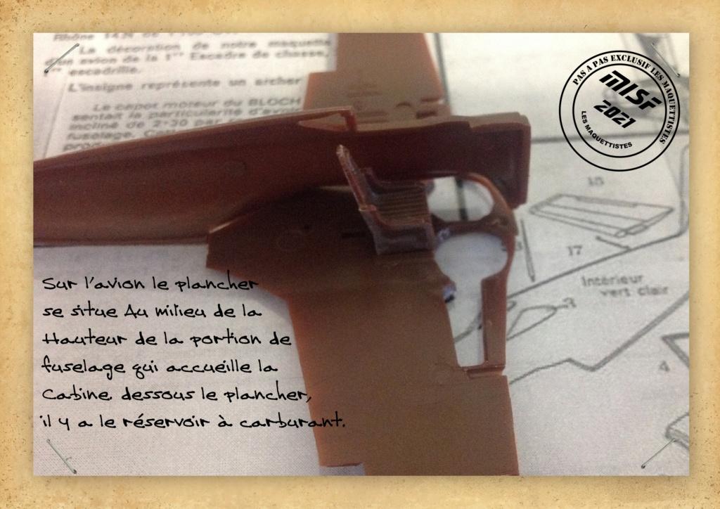 MB 152 C1 - HELLER 1/72 - MONTAGE PAS A  PAS - Page 2 Les_ma52