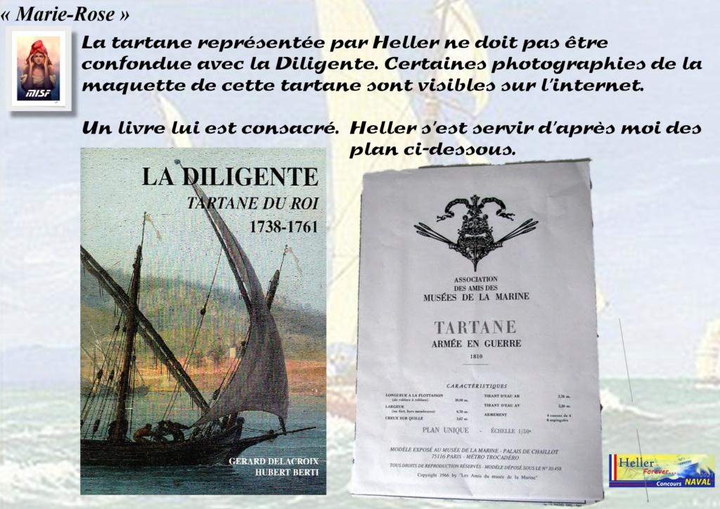 Tartane armée MARIE-ROSE  (CORSAIR) 1/150ème  Réf 80616 - Page 2 Mar_0026