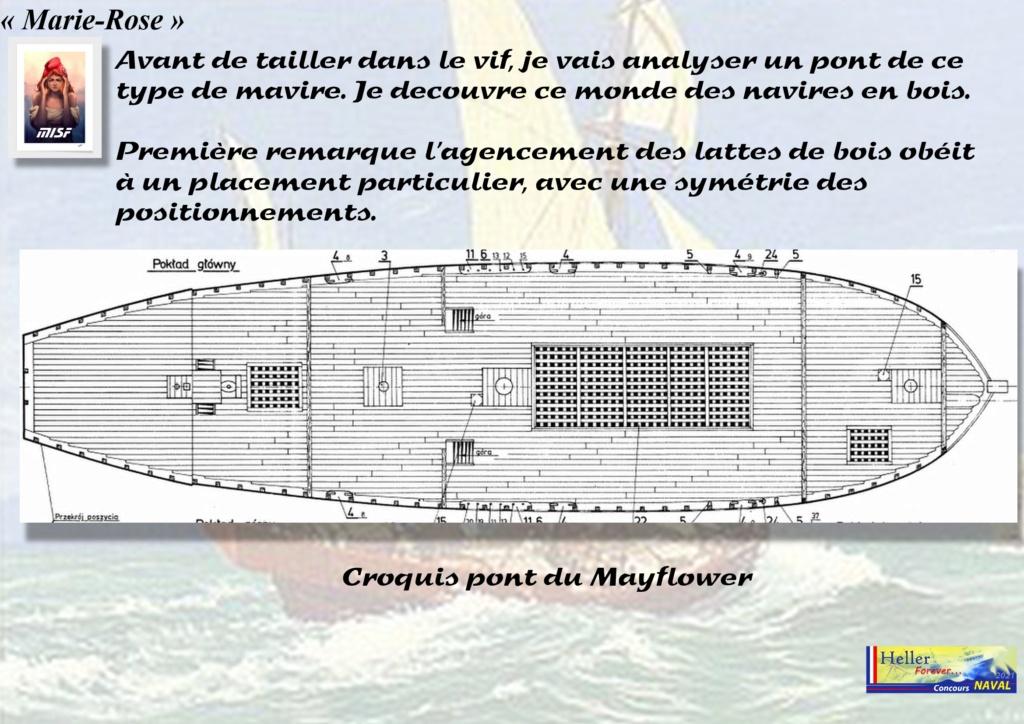 Tartane armée MARIE-ROSE  (CORSAIR) 1/150ème  Réf 80616 - Page 2 Mar_0036