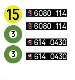 Besoin d'aide - Décals AMX13 VCI - Page 2 Plaque12