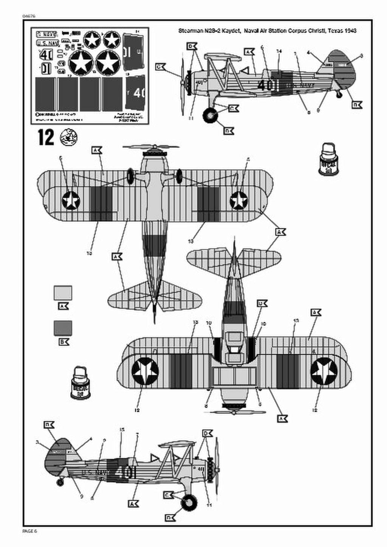 From the box - BOEING STEARMAN KAYDET PT17 - REVELL 1/72 - REF 04676 *** Terminé en pg 3 Pt17_010