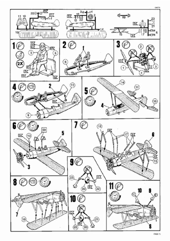From the box - BOEING STEARMAN KAYDET PT17 - REVELL 1/72 - REF 04676 *** Terminé en pg 3 Pt17_012