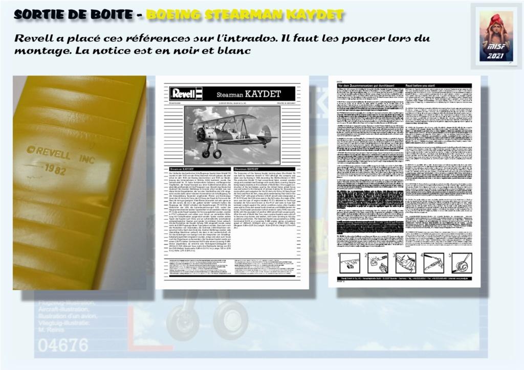 From the box - BOEING STEARMAN KAYDET PT17 - REVELL 1/72 - REF 04676 *** Terminé en pg 3 Pt17_014