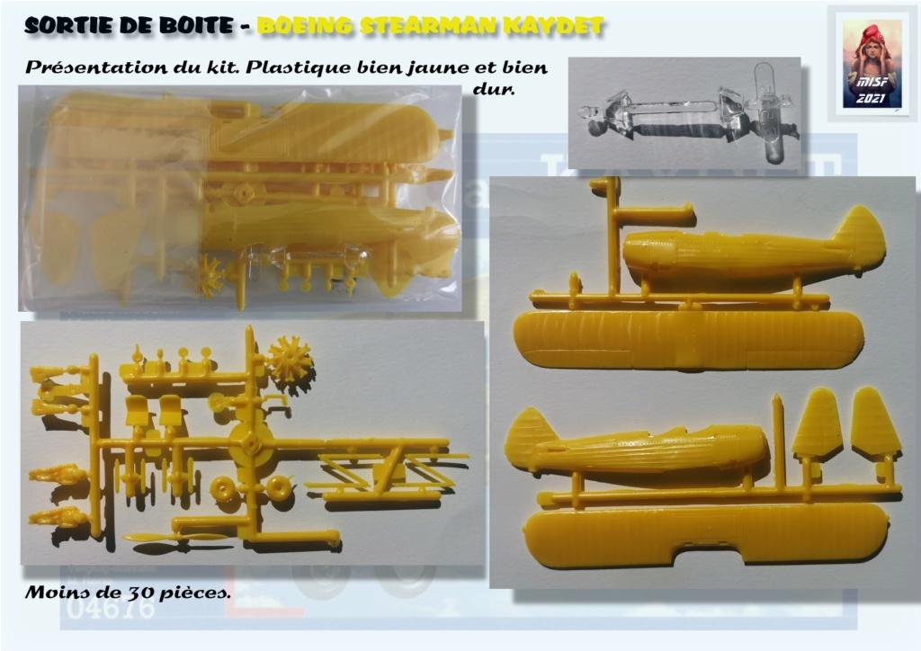 From the box - BOEING STEARMAN KAYDET PT17 - REVELL 1/72 - REF 04676 *** Terminé en pg 3 Pt17_015