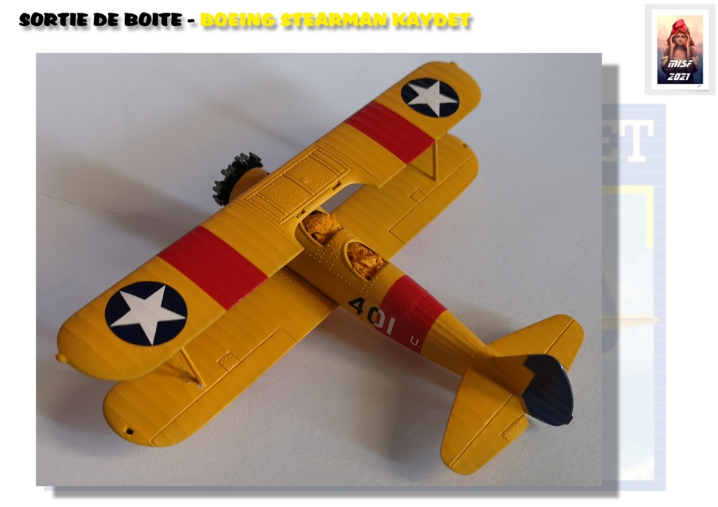 From the box - BOEING STEARMAN KAYDET PT17 - REVELL 1/72 - REF 04676 *** Terminé en pg 3 - Page 2 Pt17_020