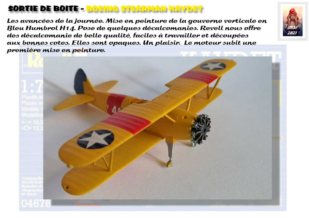 From the box - BOEING STEARMAN KAYDET PT17 - REVELL 1/72 - REF 04676 *** Terminé en pg 3 - Page 2 Pt17_021