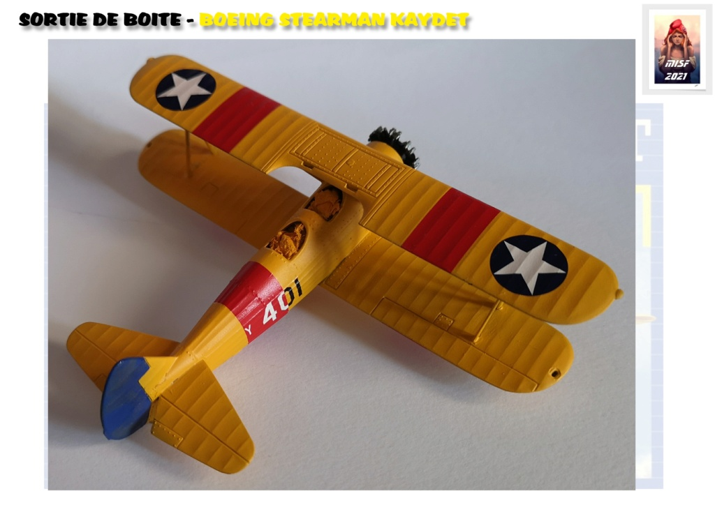 From the box - BOEING STEARMAN KAYDET PT17 - REVELL 1/72 - REF 04676 *** Terminé en pg 3 - Page 2 Pt17_023