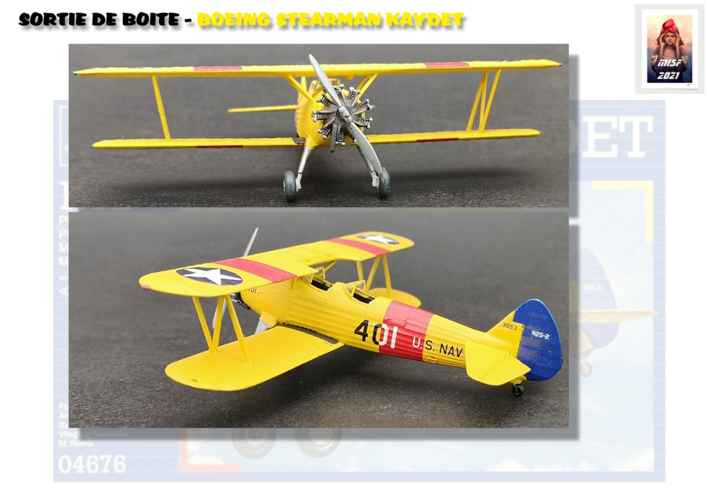 From the box - BOEING STEARMAN KAYDET PT17 - REVELL 1/72 - REF 04676 *** Terminé en pg 3 - Page 3 Pt17_026