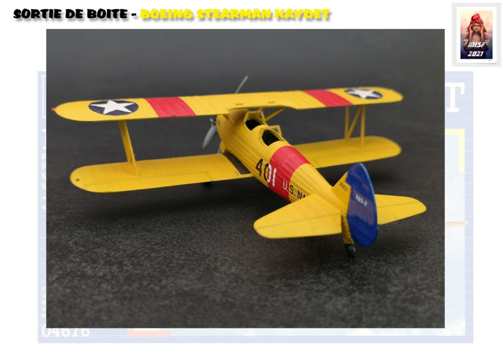 From the box - BOEING STEARMAN KAYDET PT17 - REVELL 1/72 - REF 04676 *** Terminé en pg 3 - Page 3 Pt17_028