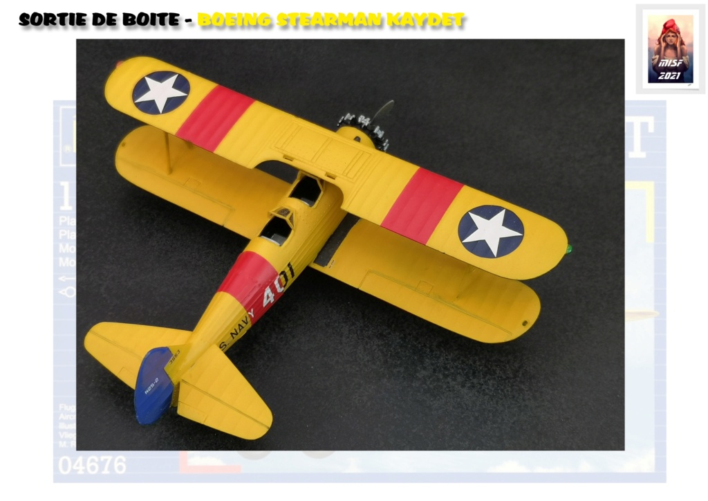 From the box - BOEING STEARMAN KAYDET PT17 - REVELL 1/72 - REF 04676 *** Terminé en pg 3 - Page 3 Pt17_029