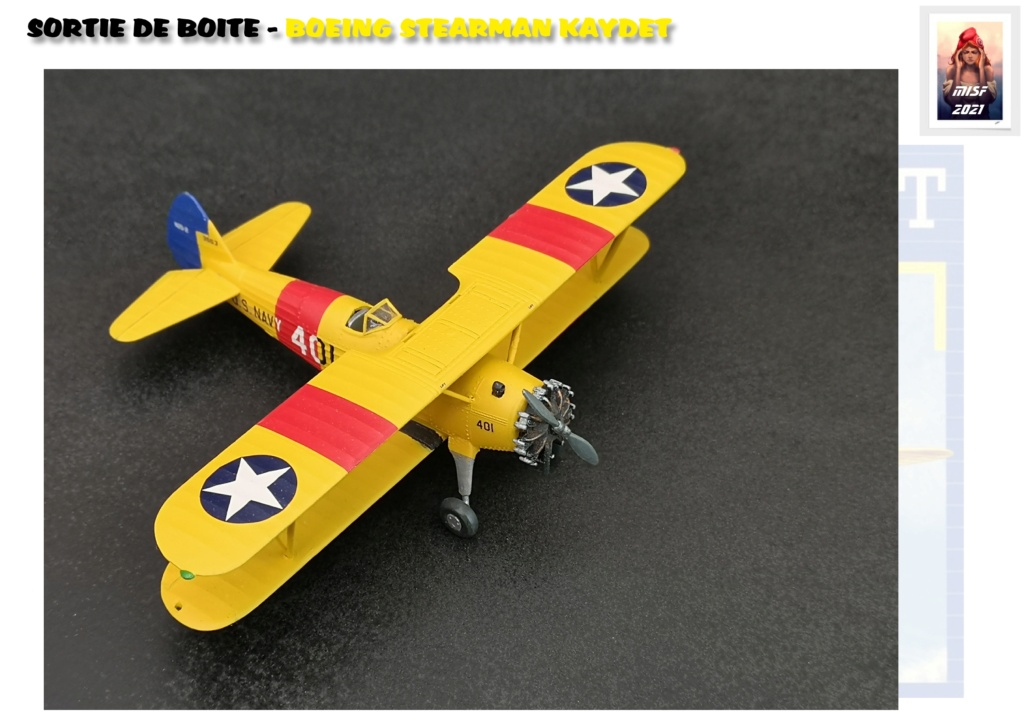 From the box - BOEING STEARMAN KAYDET PT17 - REVELL 1/72 - REF 04676 *** Terminé en pg 3 - Page 3 Pt17_030