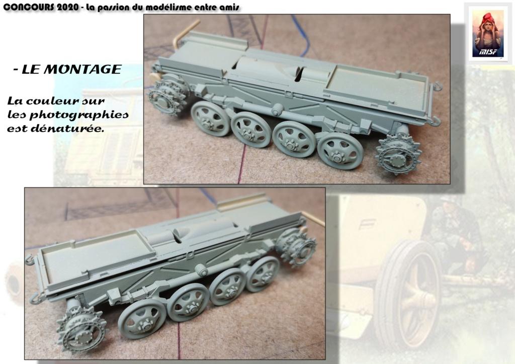 [REVELL] Tracteur chenillé RSO 03 et canon anti char 7,5 cm PAK 40 Dernier combat ... Réf 03067 Rso_0032