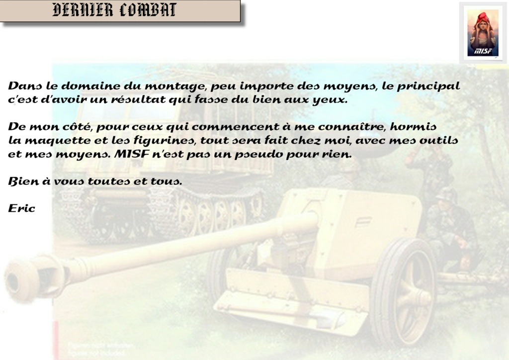 """DERNIER COMBAT"" RSO et PAK 40 - REVELL - 1/35 Rso_0236"