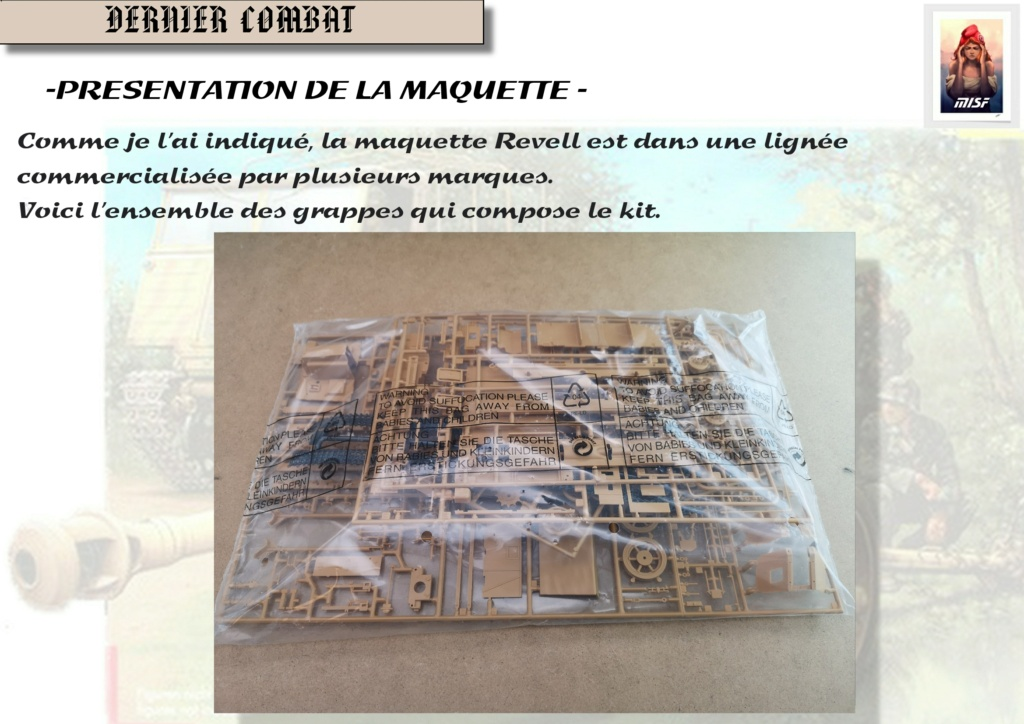 """DERNIER COMBAT"" RSO et PAK 40 - REVELL - 1/35 Rso_0247"