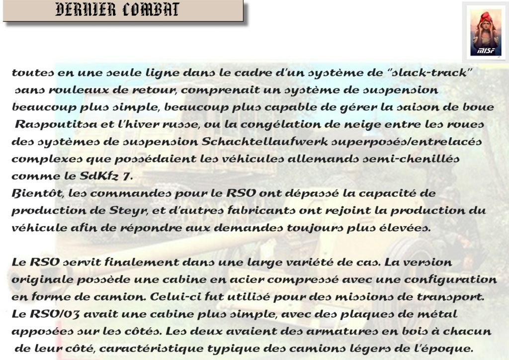 """DERNIER COMBAT"" RSO et PAK 40 - REVELL - 1/35 Rso_0256"