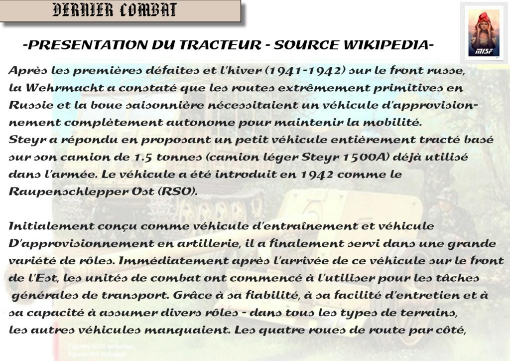 """DERNIER COMBAT"" RSO et PAK 40 - REVELL - 1/35 Rso_0257"