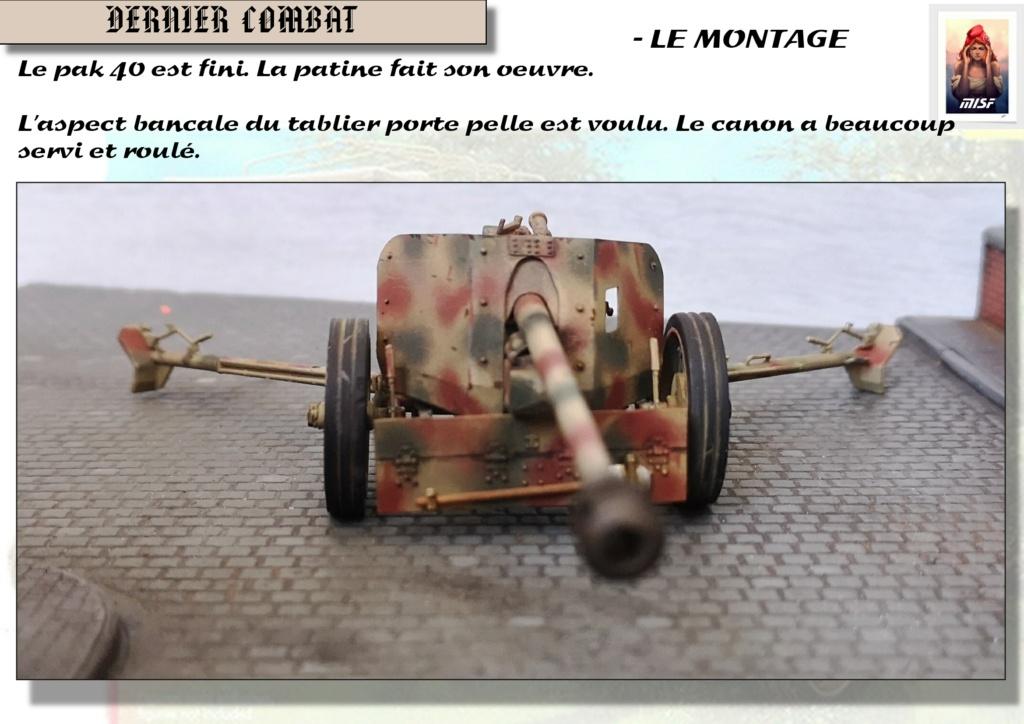 """DERNIER COMBAT"" RSO et PAK 40 - REVELL - 1/35 Rso_0340"