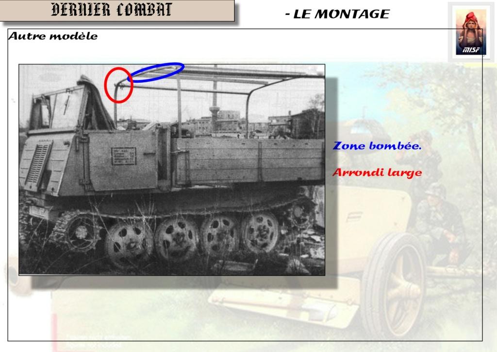 """DERNIER COMBAT"" RSO et PAK 40 - REVELL - 1/35 Rso_0361"