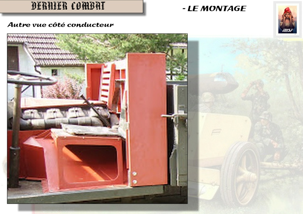 """DERNIER COMBAT"" RSO et PAK 40 - REVELL - 1/35 Rso_0362"