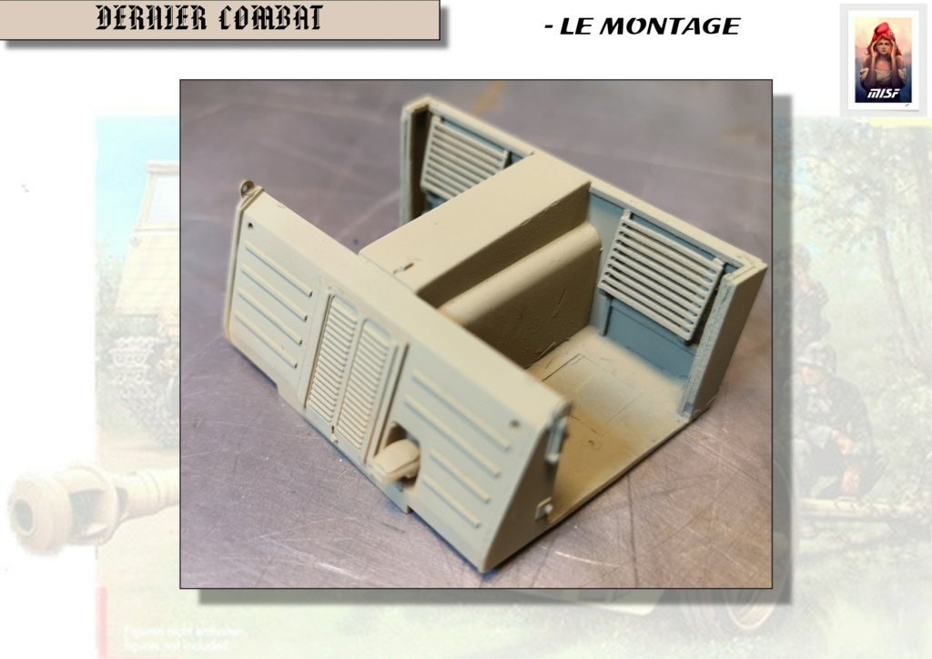 """DERNIER COMBAT"" RSO et PAK 40 - REVELL - 1/35 Rso_0389"