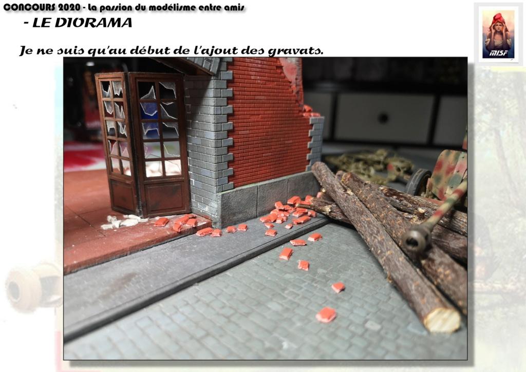 """DERNIER COMBAT"" RSO et PAK 40 - REVELL - 1/35 Rso_0434"
