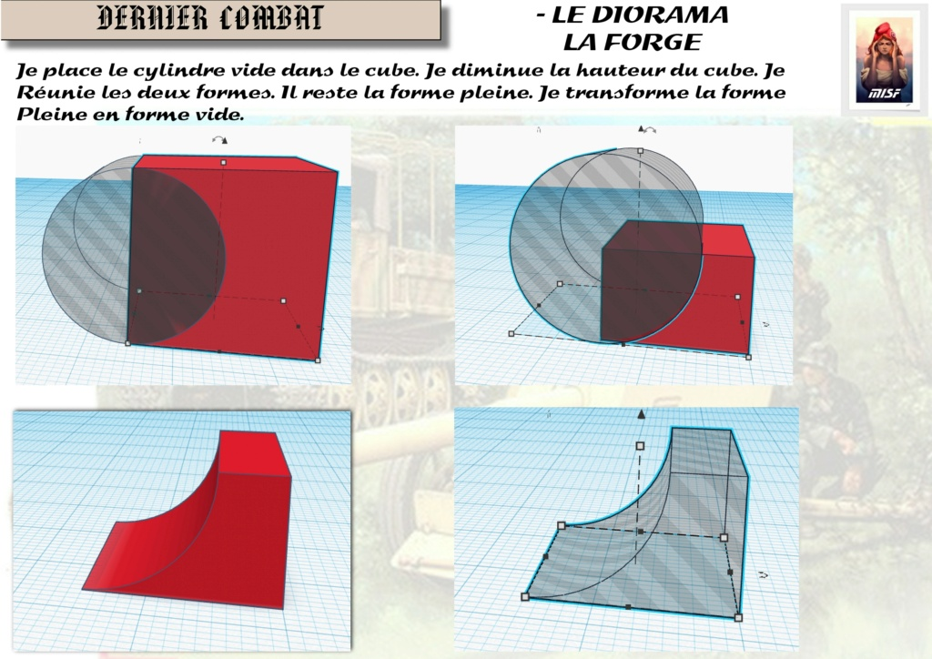 """DERNIER COMBAT"" RSO et PAK 40 - REVELL - 1/35 Rso_0478"