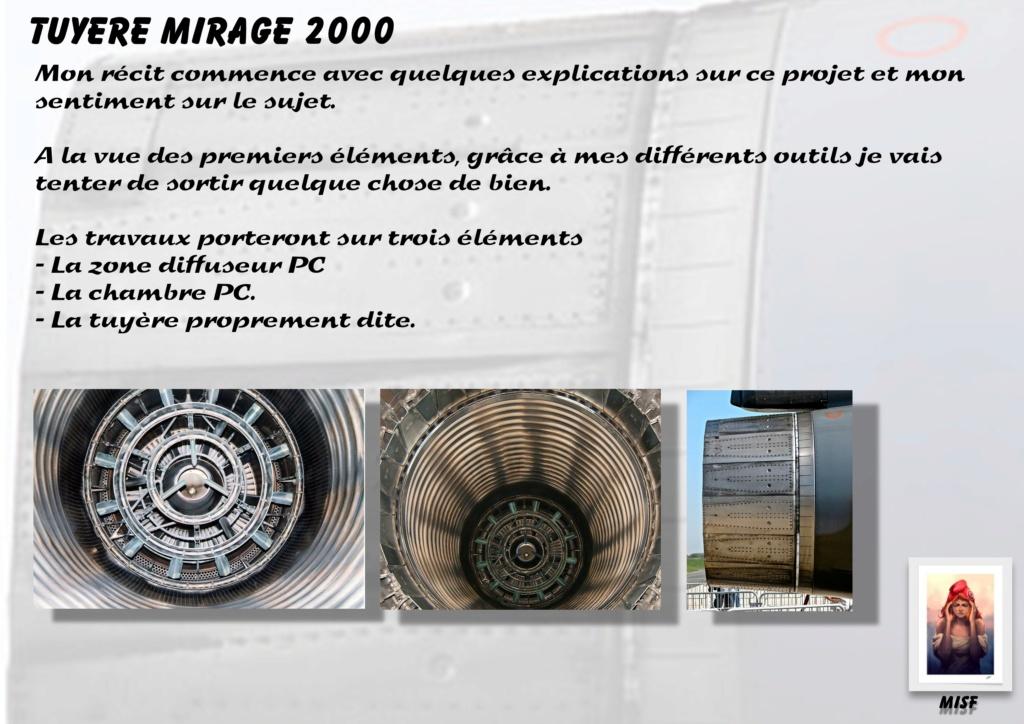 Tuyère Dassault Mirage 2000 - Scratch - Pour base Heller  Tuyere15