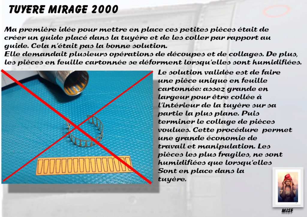 Tuyère Dassault Mirage 2000 - Scratch - Pour base Heller  - Page 2 Tuyere68