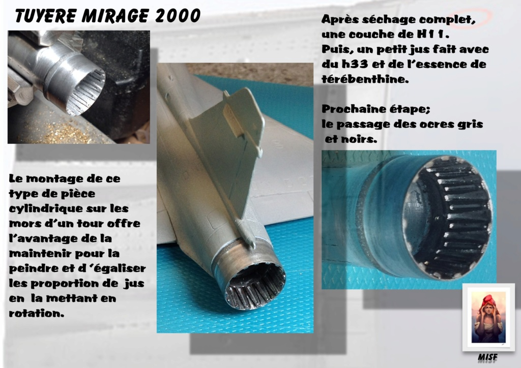 Tuyère Dassault Mirage 2000 - Scratch - Pour base Heller  - Page 2 Tuyere72