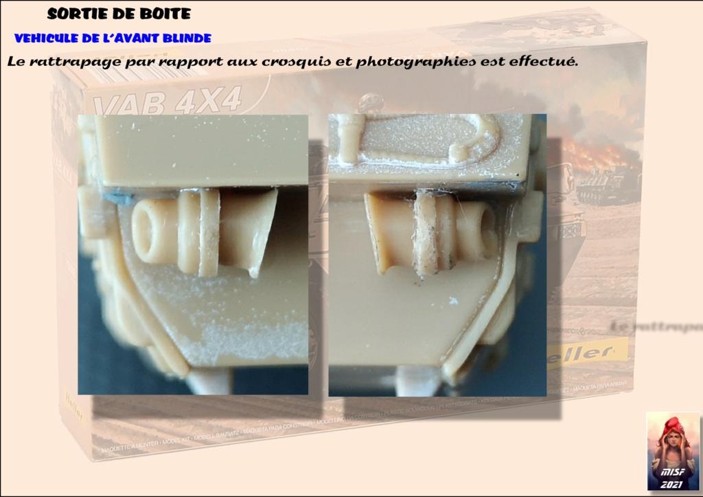 From the box - SAVIEM VAB 4x4 - Heller - 1/72ème Réf 79898 *** Terminé en pg 3 Vab_0017
