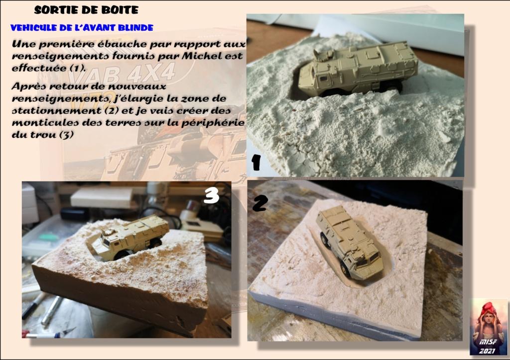 From the box - SAVIEM VAB 4x4 - Heller - 1/72ème Réf 79898 - fini en page 3 - Page 2 Vab_0027