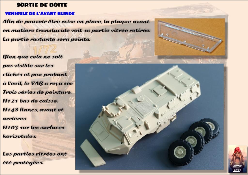 From the box - SAVIEM VAB 4x4 - Heller - 1/72ème Réf 79898 - fini en page 3 - Page 2 Vab_0031