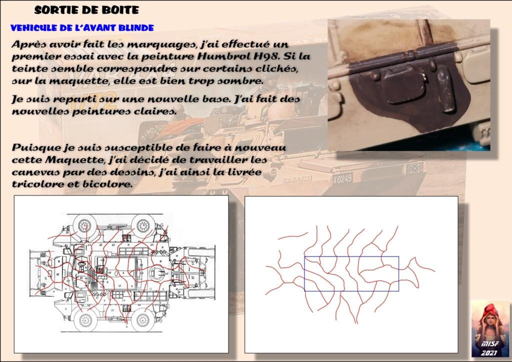 From the box - SAVIEM VAB 4x4 - Heller - 1/72ème Réf 79898 - fini en page 3 - Page 2 Vab_0036