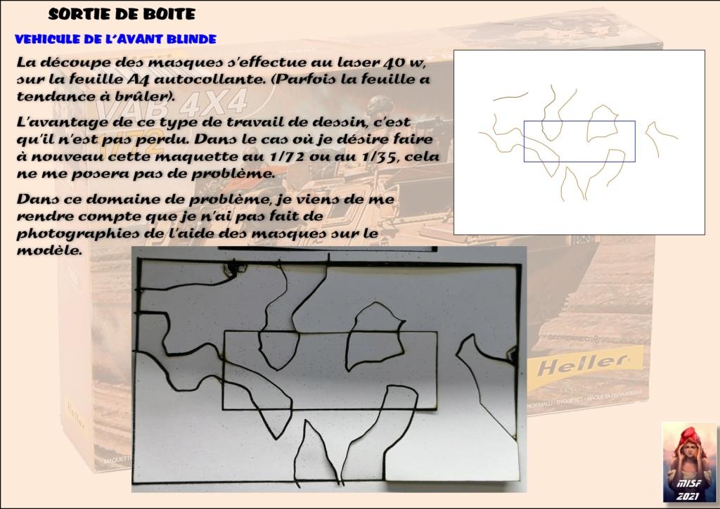 From the box - SAVIEM VAB 4x4 - Heller - 1/72ème Réf 79898 - fini en page 3 - Page 2 Vab_0037