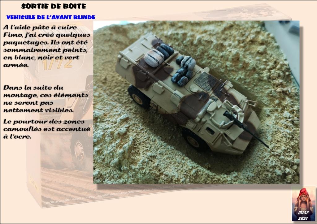 From the box - SAVIEM VAB 4x4 - Heller - 1/72ème Réf 79898 - fini en page 3 - Page 2 Vab_0039