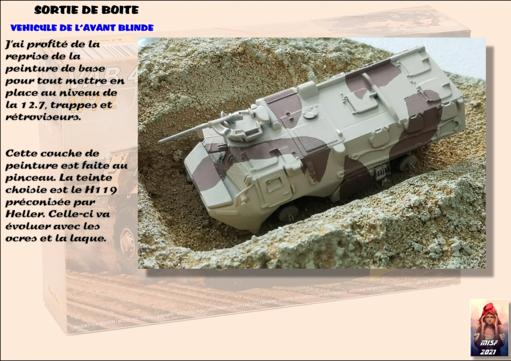 From the box - SAVIEM VAB 4x4 - Heller - 1/72ème Réf 79898 - fini en page 3 - Page 2 Vab_0041