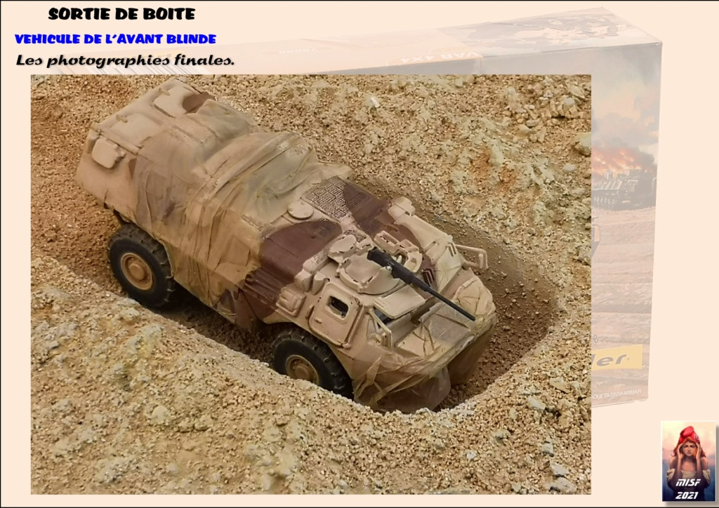 From the box - SAVIEM VAB 4x4 - Heller - 1/72ème Réf 79898 *** Terminé en pg 3 - Page 3 Vab_0048