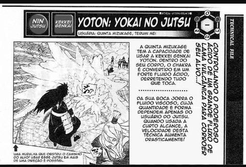 Mei terumi é a kunoichi mais poderosa no dito e pelo pouco mostrado  ??  Yoton111