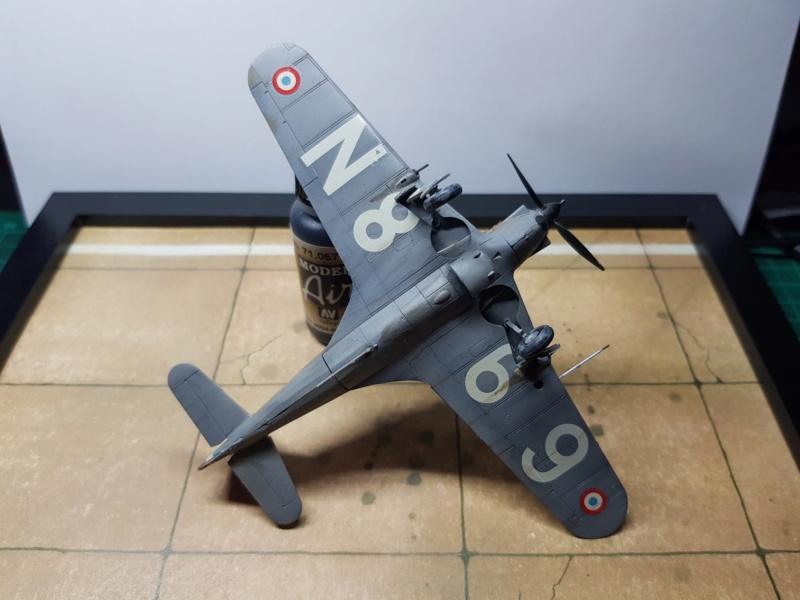 """MS-406 GC I/2 """"Bataille de France""""  20200114"""
