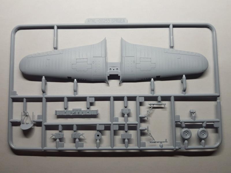 Fil Rouge 2020 [Airfix] Hawker Hurricane Mk.I 20200115