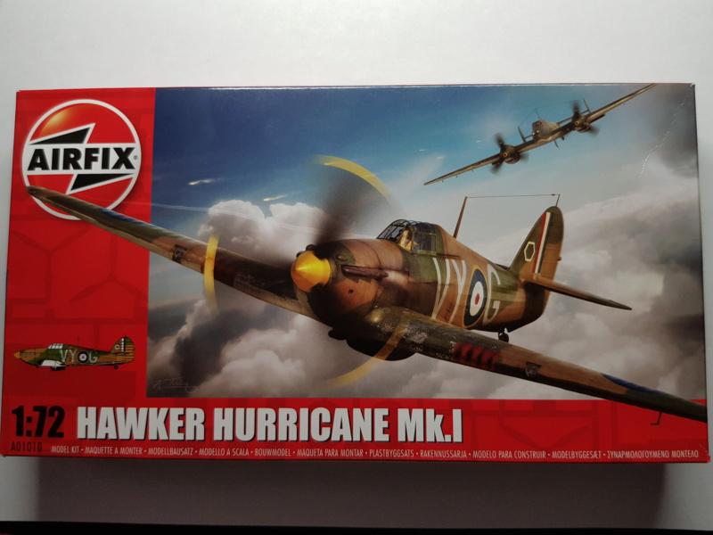Fil Rouge 2020 [Airfix] Hawker Hurricane Mk.I 20200116