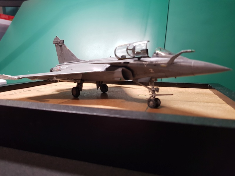 RAFALE-M Escadrille 12 F 1/72 20200216