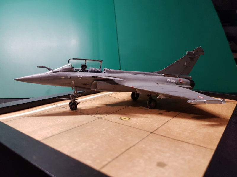 RAFALE-M Escadrille 12 F 1/72 20200220