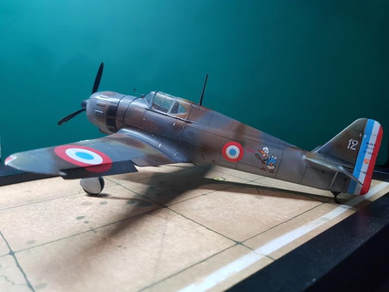 MB.151 C1 Bataille de France GC I/8 20200223