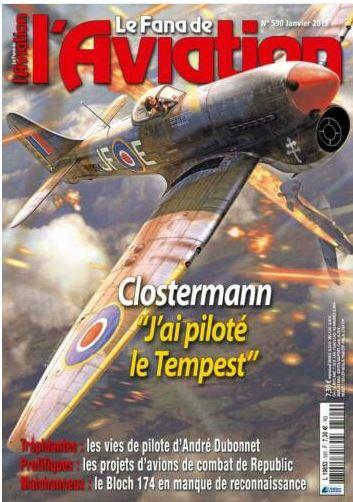 "Tempest V 1/48 ""Le Grand Charles"" - Eduard Fanaco10"