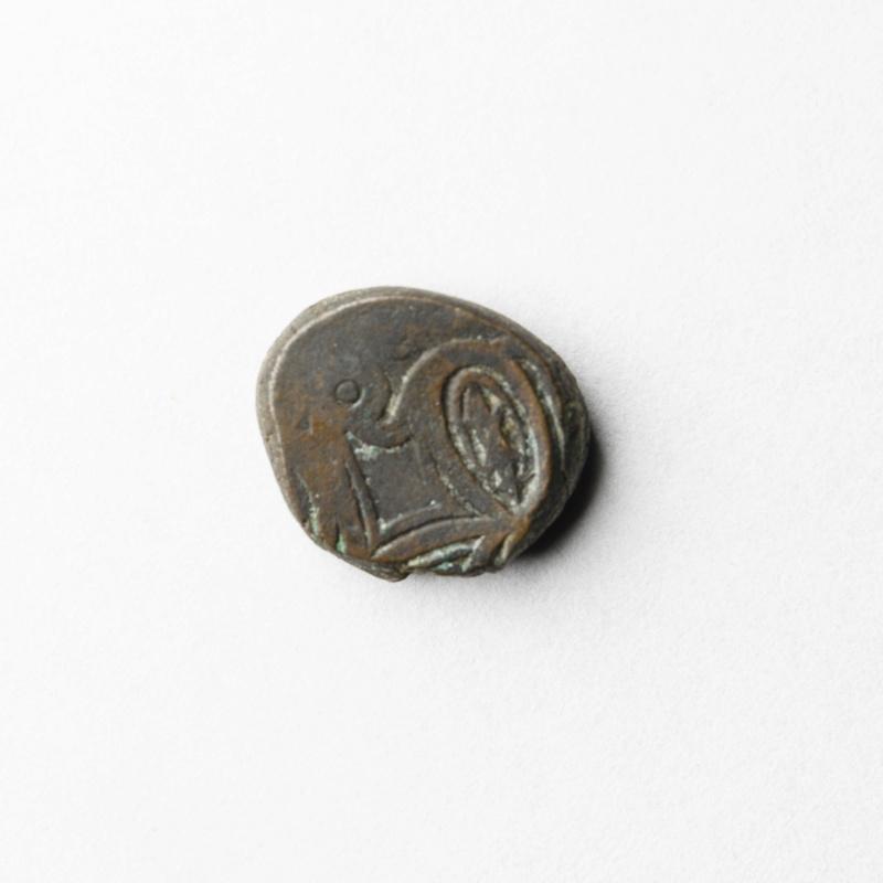 Jital anónimo, Post-Shahi, c. 900-1200 AD, (Noroeste India) _mg_5011