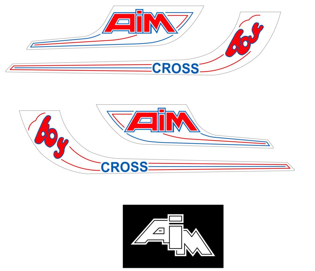 AIM Boy cross à remettre en état - Page 2 Sticke12