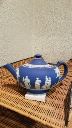 Could this Wedgwood be very old or am I looking at the marks wrong? 20200214
