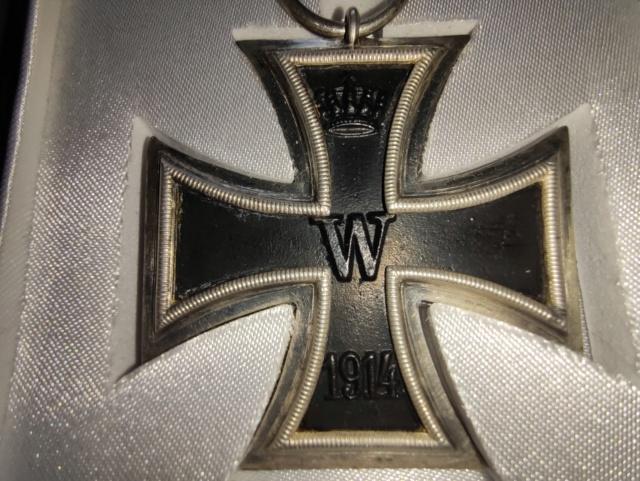 Croix de fer ww1  Img_2043