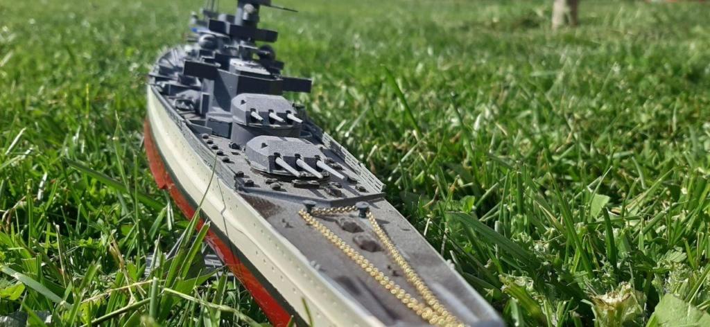 Scharnhorst - 1/400 - Heller  Photo_14